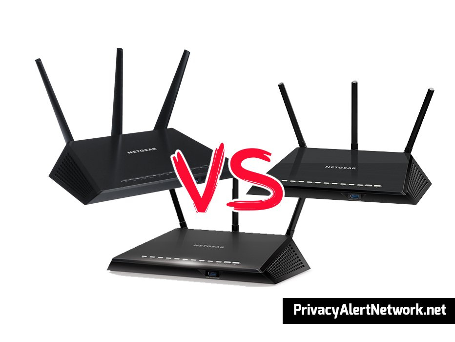 Netgear R6400 Vs R6700 Vs R7000 Review